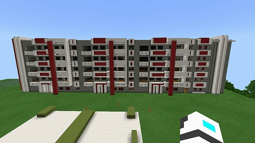 nouvel immeuble