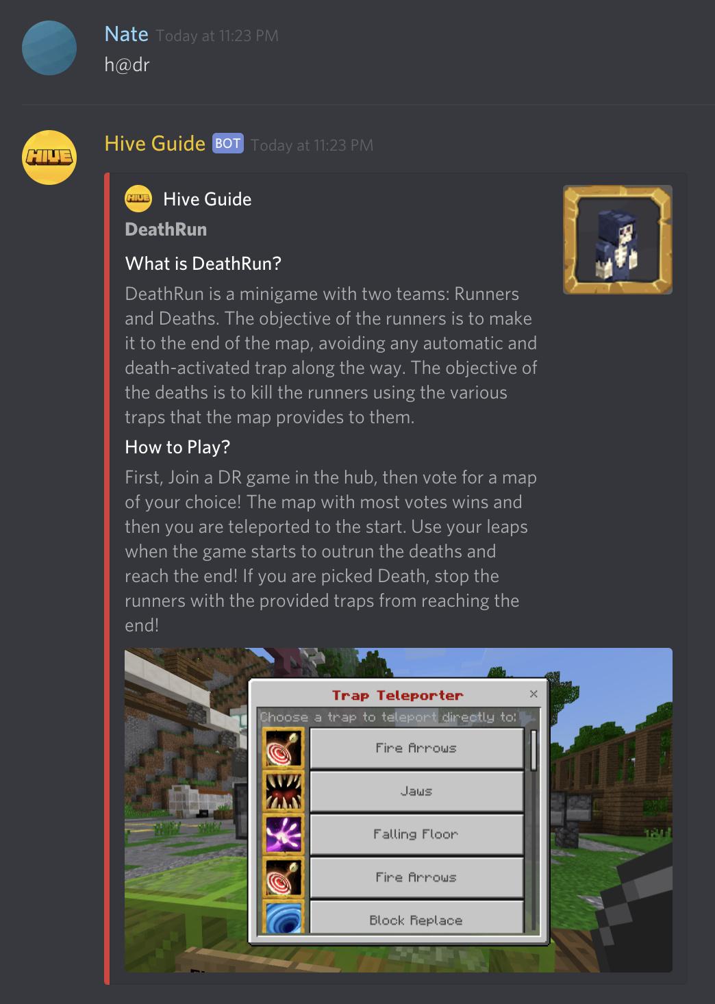 Discord Bot Guide